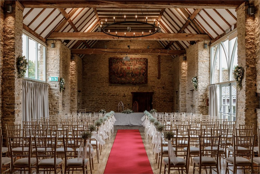 The Great Barn Aynho