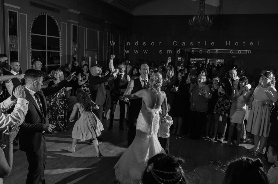 Windsor Berkshire wedding DJ