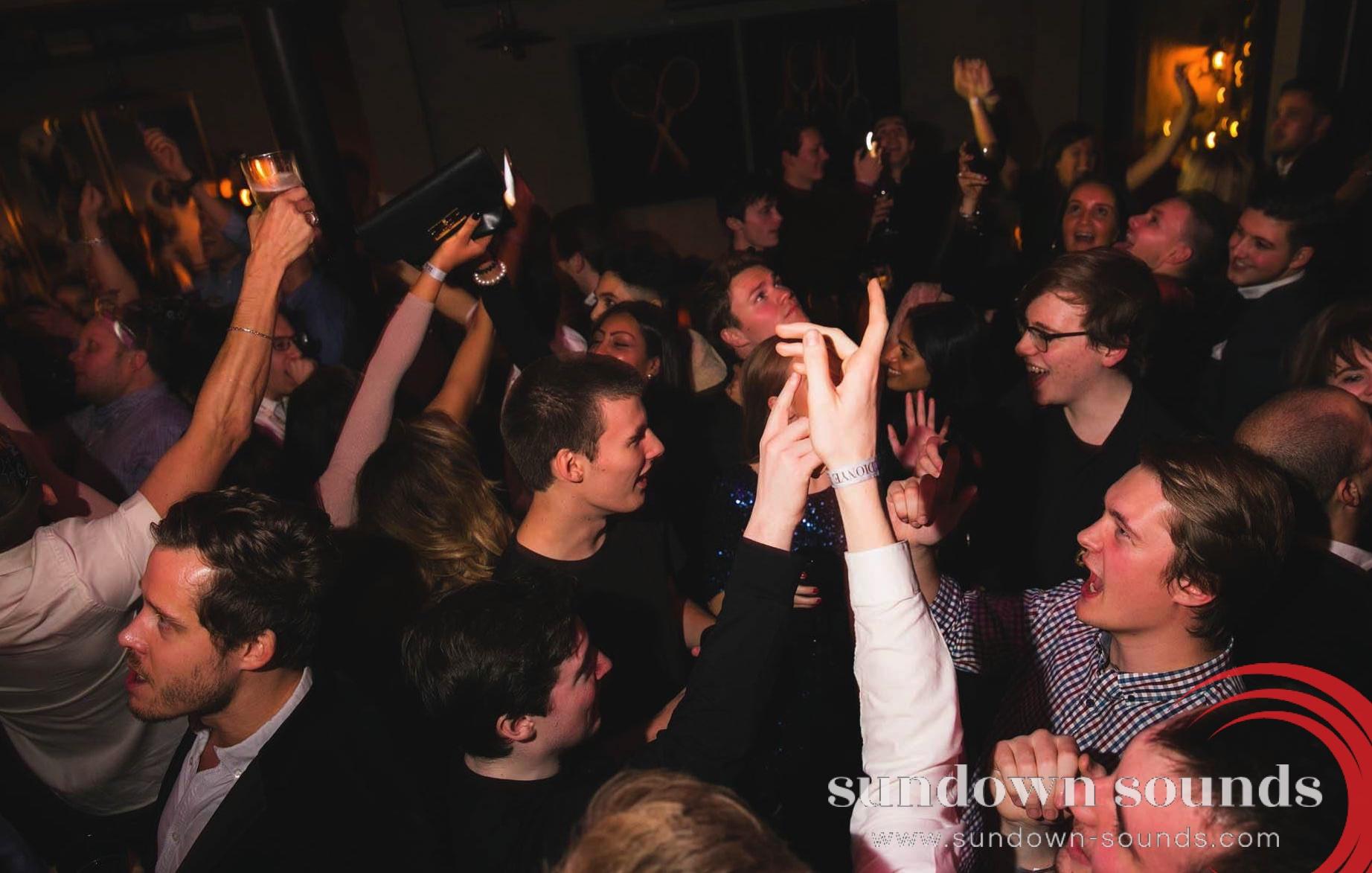 Buckinghamshire nightclub DJ