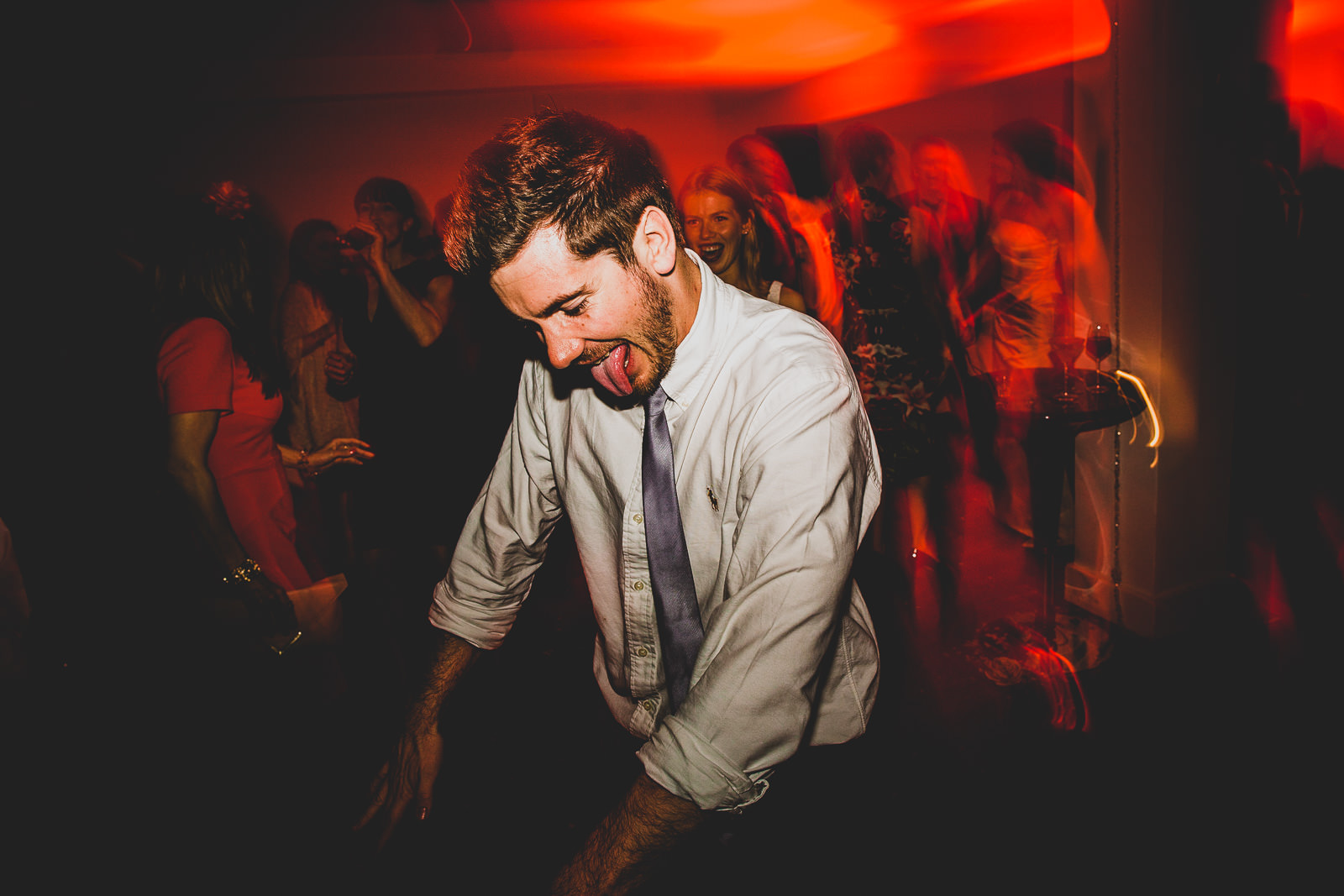Stoke Place wedding Disco