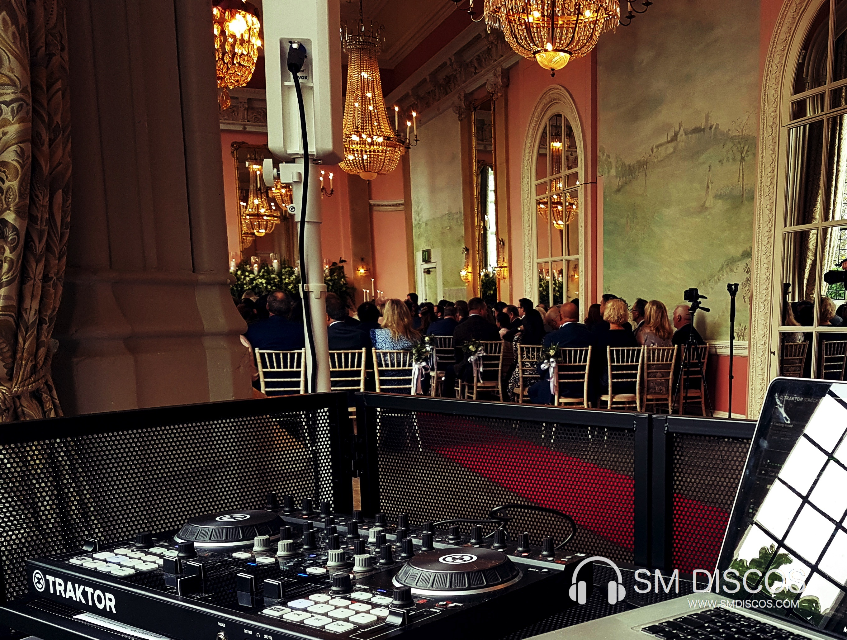 Danesfield House DJ