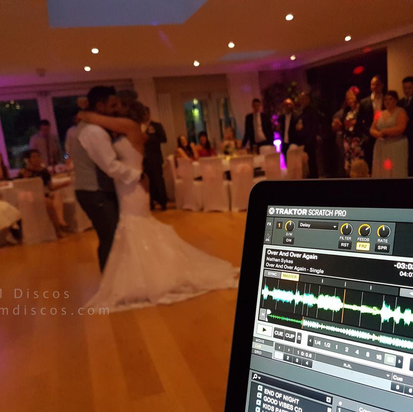 Westwood Hotel Oxford Wedding
