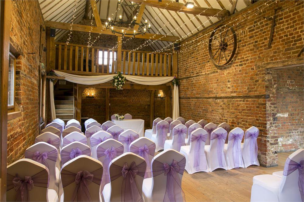 wedding at Tewin Bury Farm Hotel