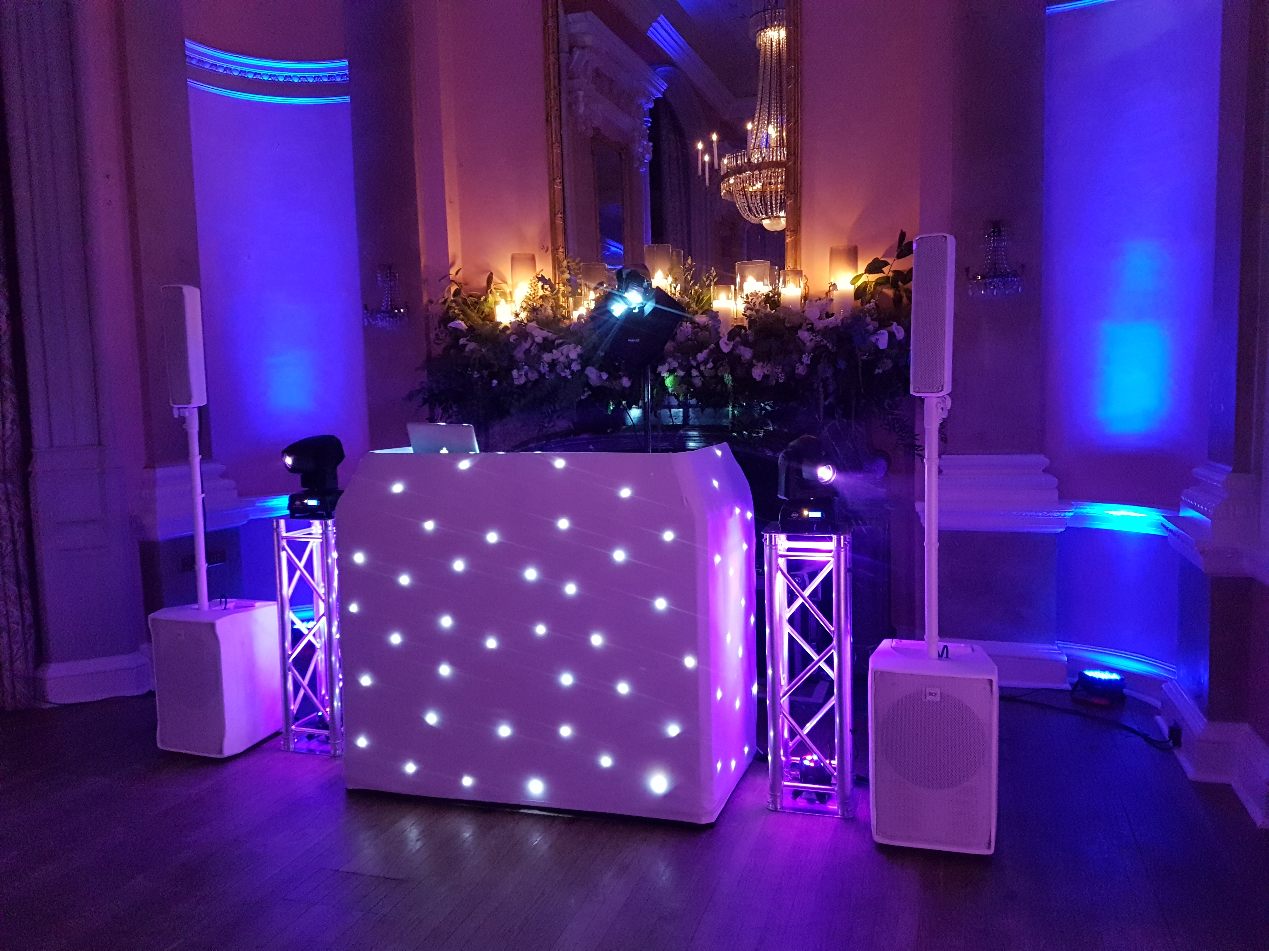 Oxford wedding dj