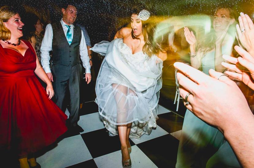 Wedding DJ at Moxhull Hall