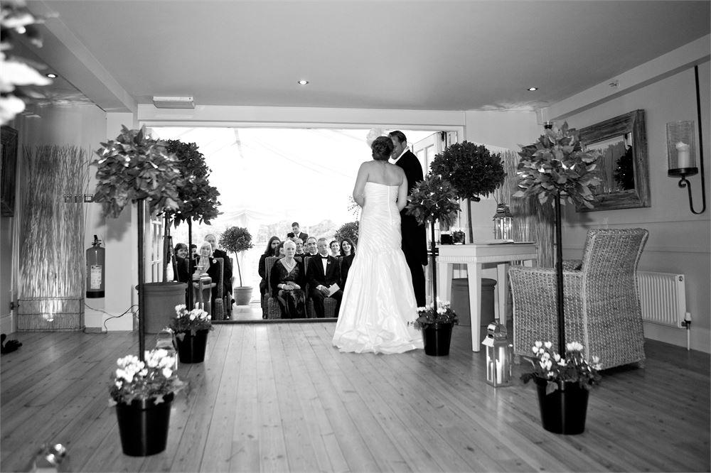Fowey wedding The Old Quay House Hotel