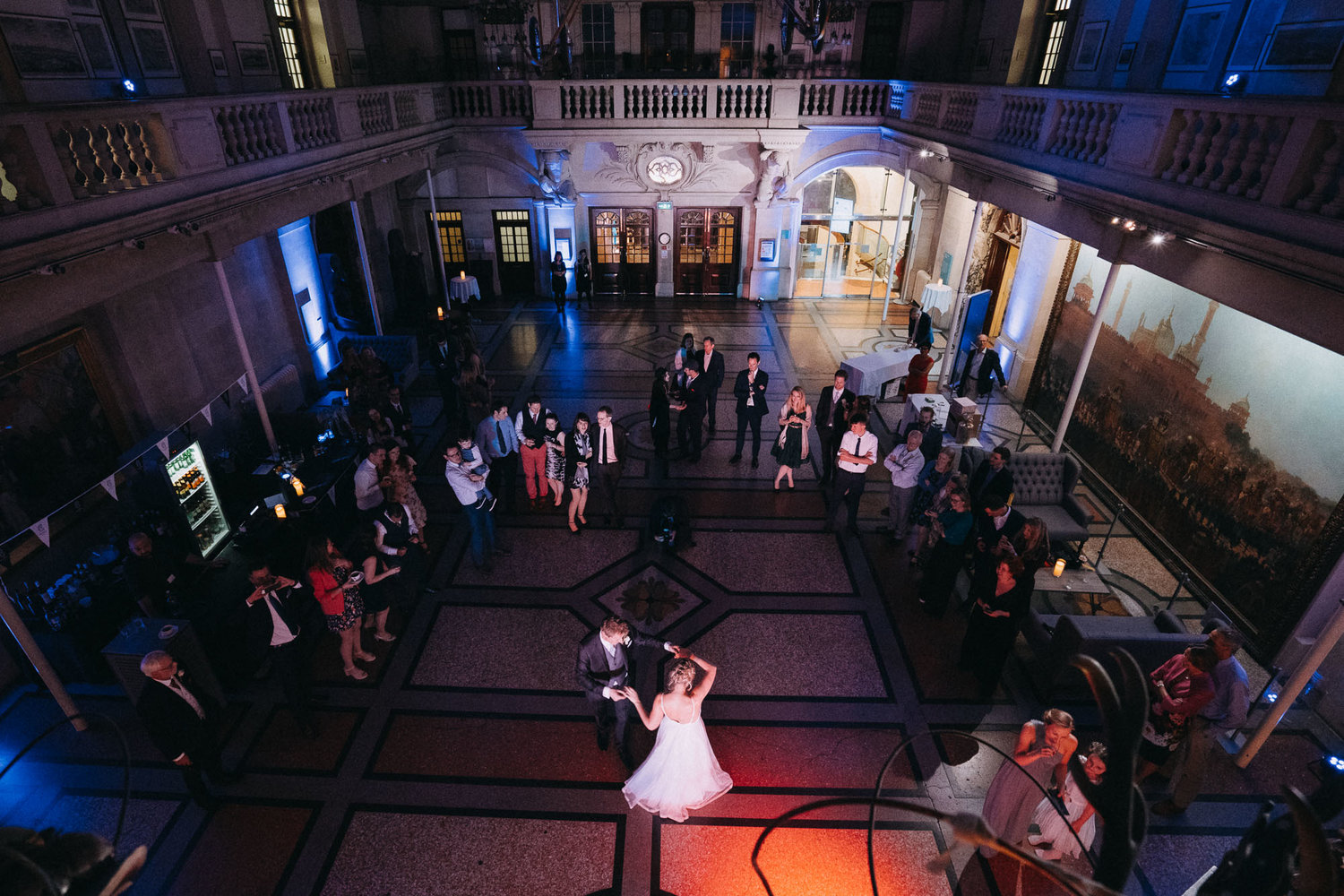 Wedding DJ for Bristol Museum