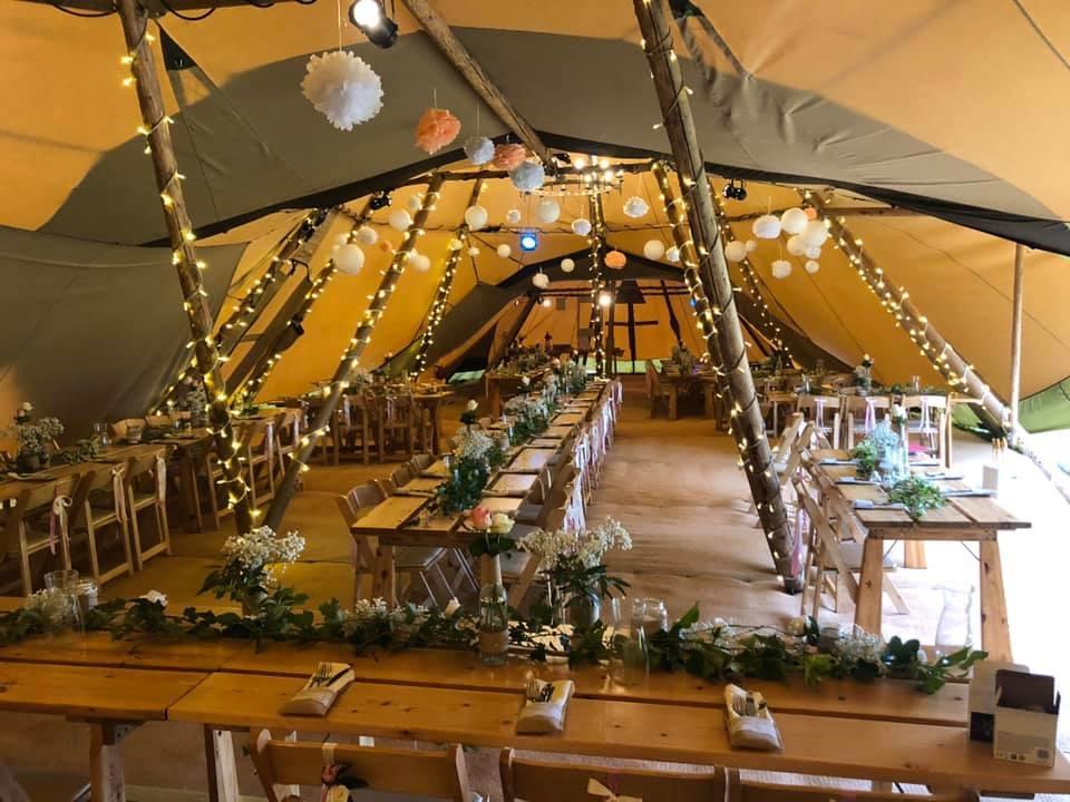 Kingstanding Farm Wedding