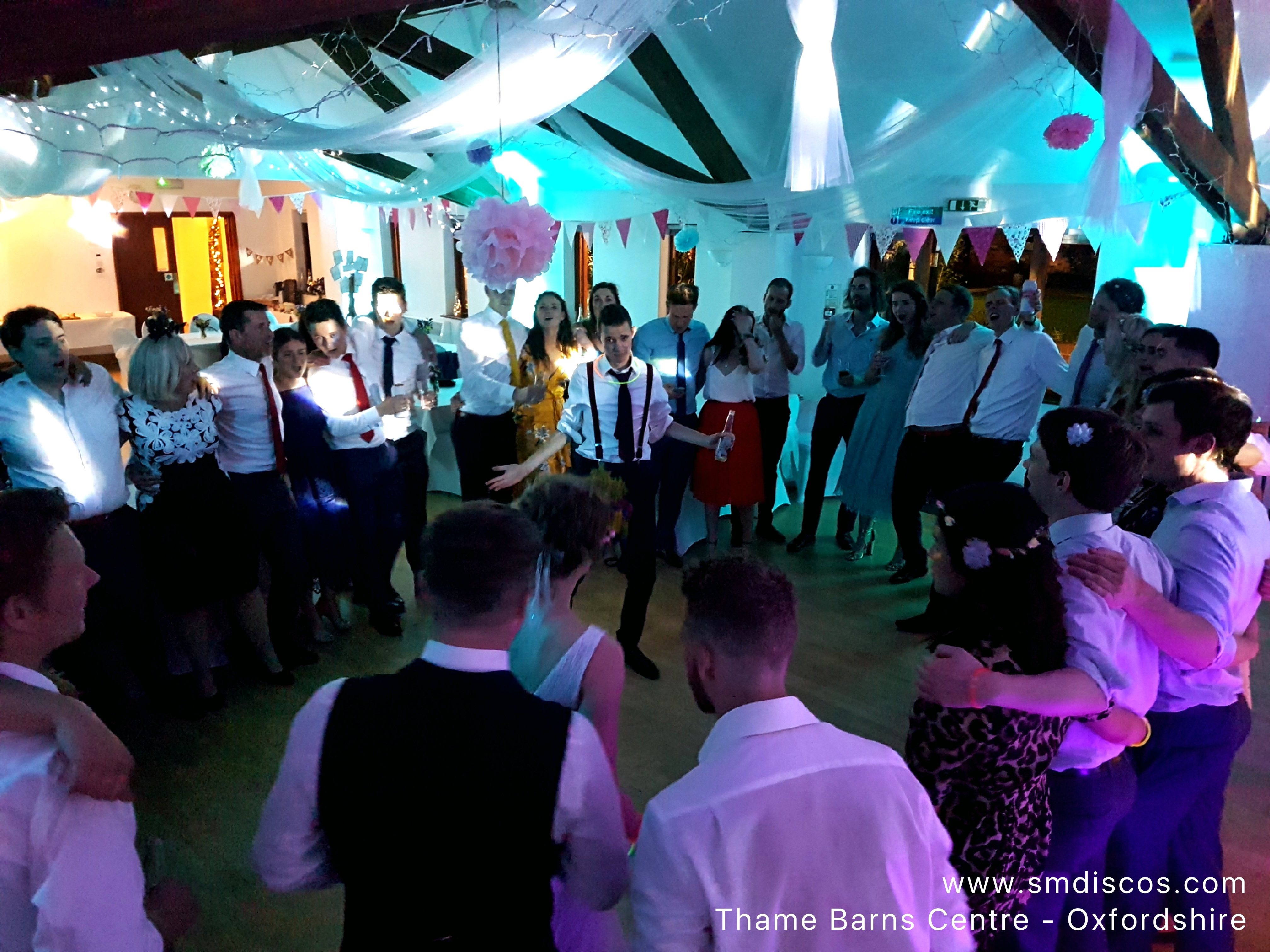 Last dance at Thame Barns Centre