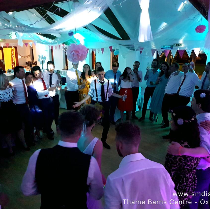 Last dance at Thame Barns Centre