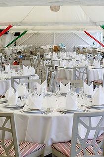 Royal Windsor Racecourse wedding