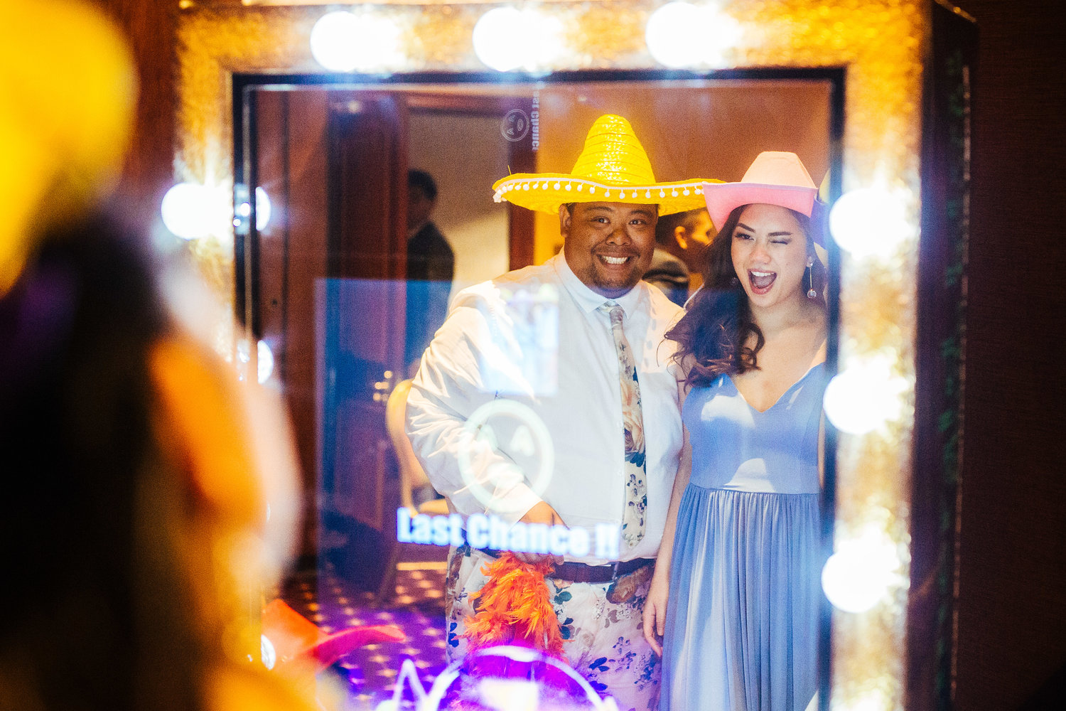 magic mirror photo booth hire london