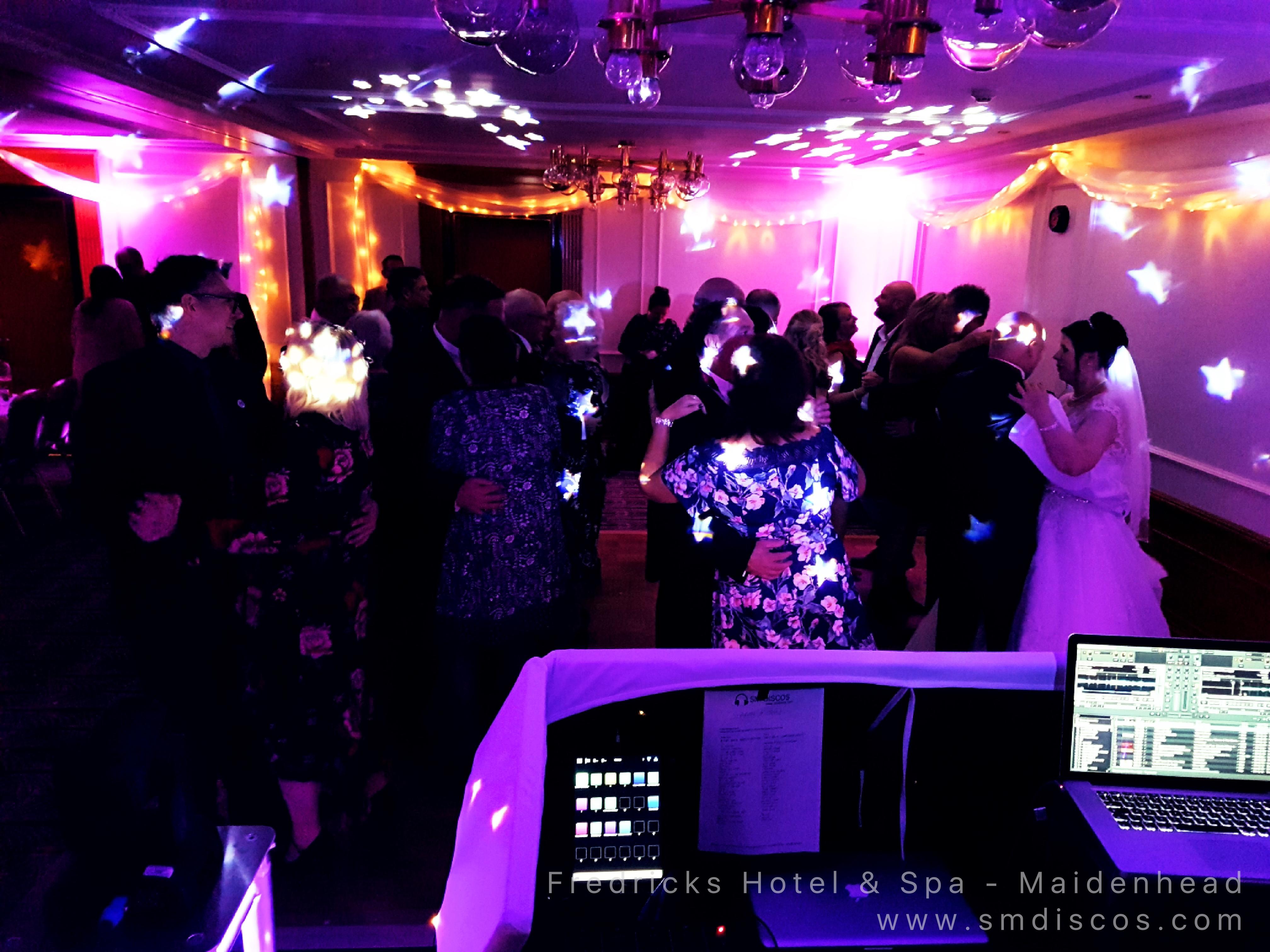 Wedding at Fredricks Hotel & Spa in Maid