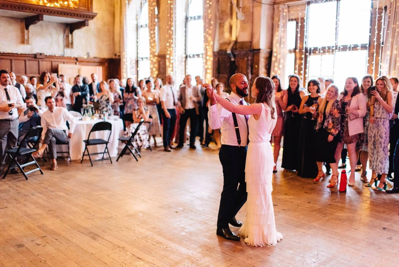 London Wedding DJ Battersea Arts Centre.