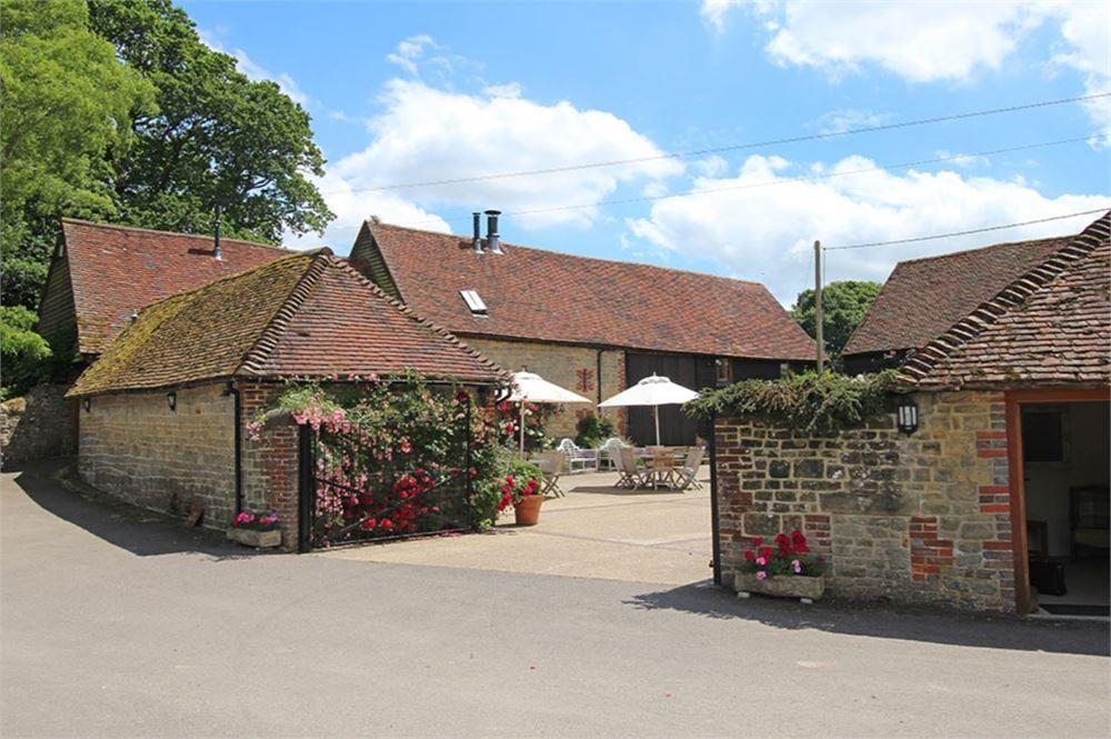 Fitzleroi Barn Wedding venue
