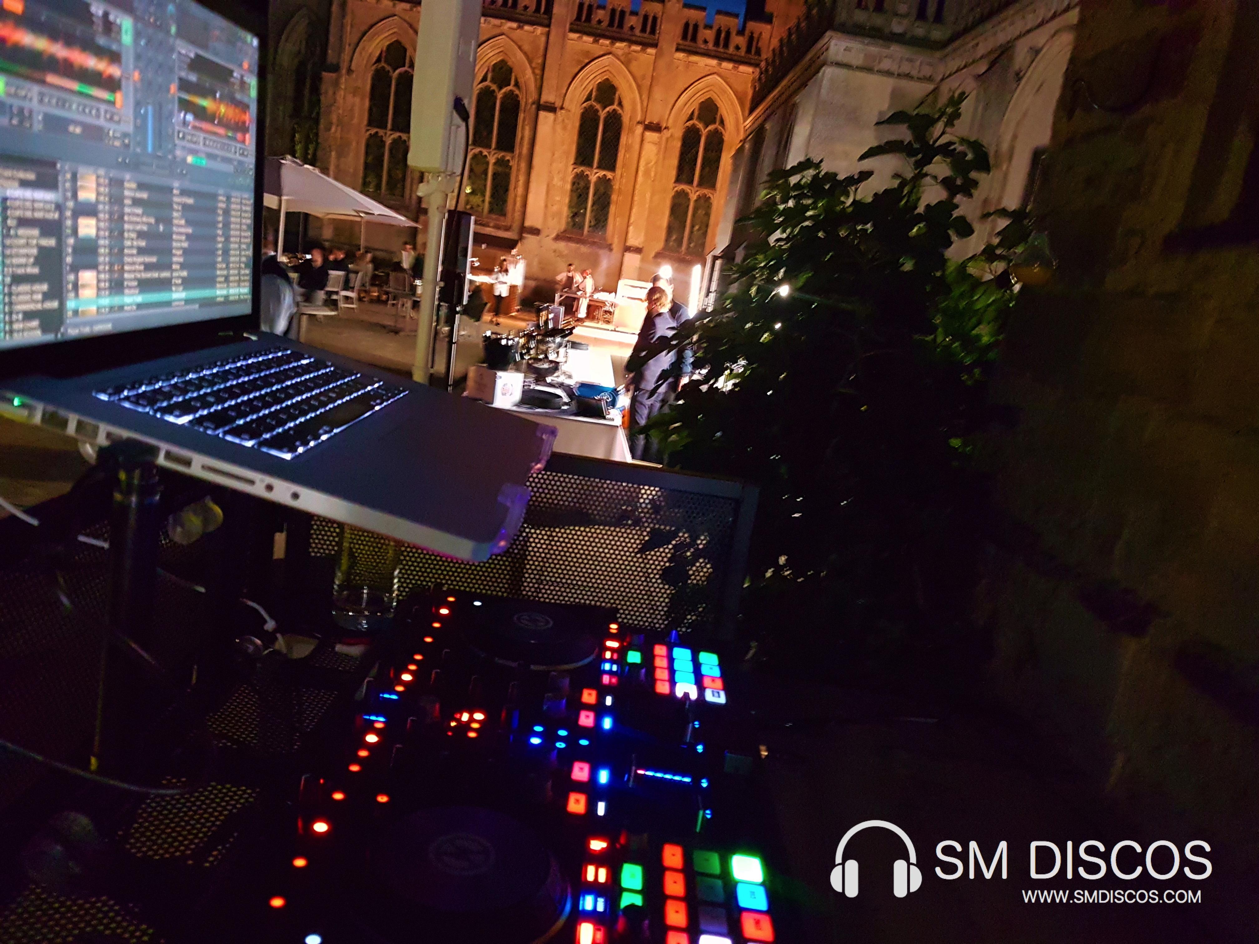 Ashridge House DJ