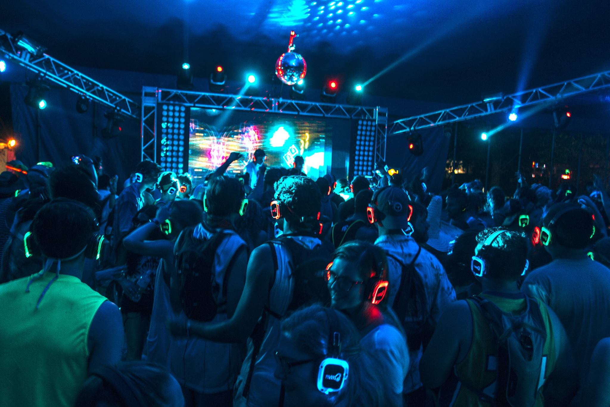 silent disco at your event