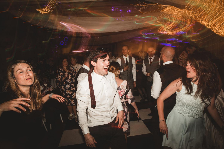 Maidstone wedding DJ The Orangery