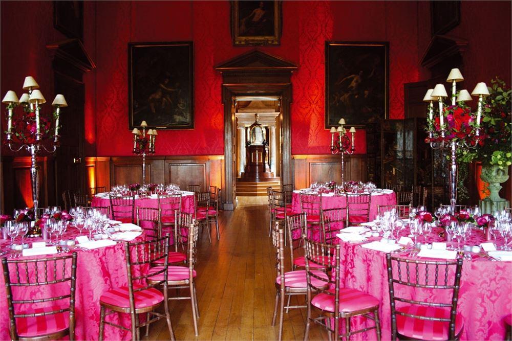 Kensington Palace Wedding Venue Lughting