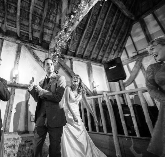 The Crown Inn Pishill Henley Wedding DJ