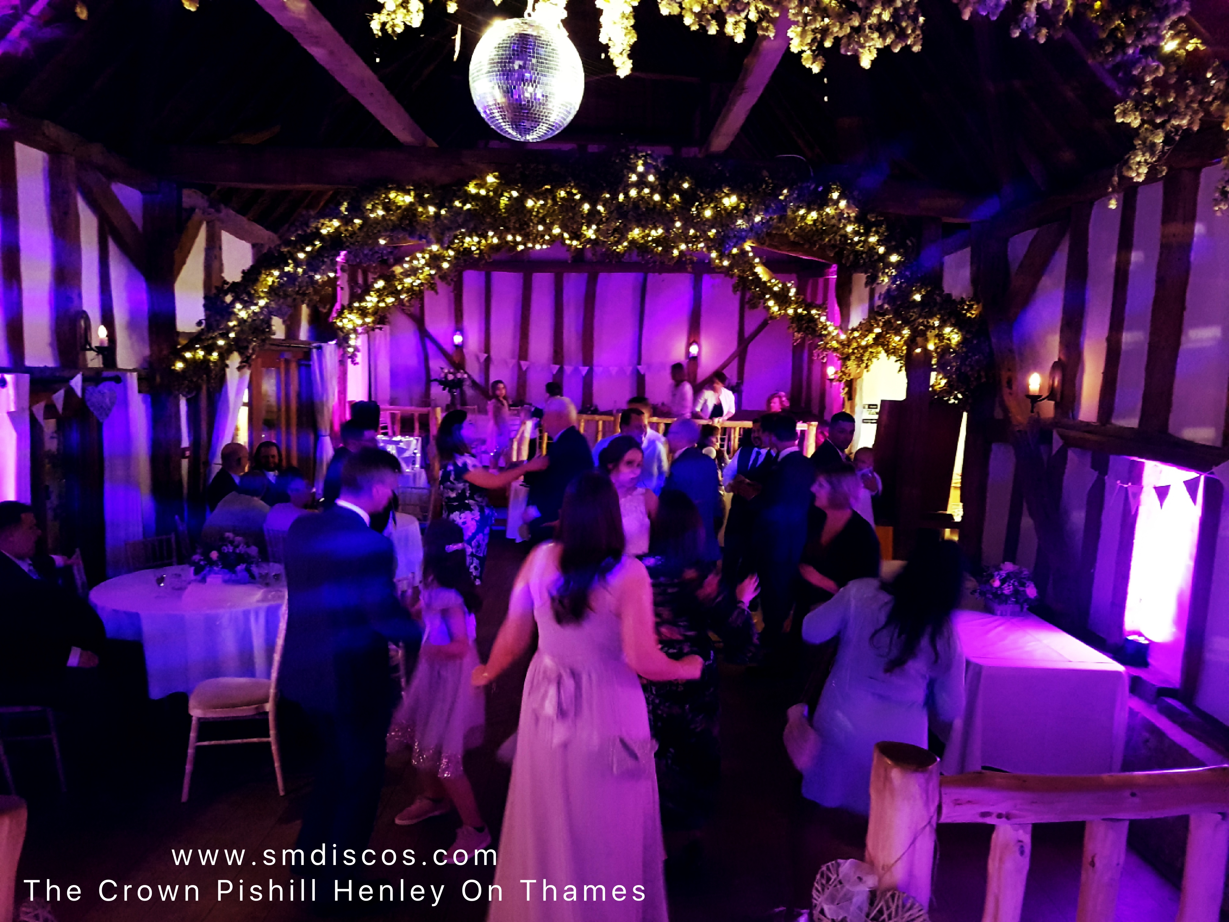 Wedding at The Crown Inn Pishill