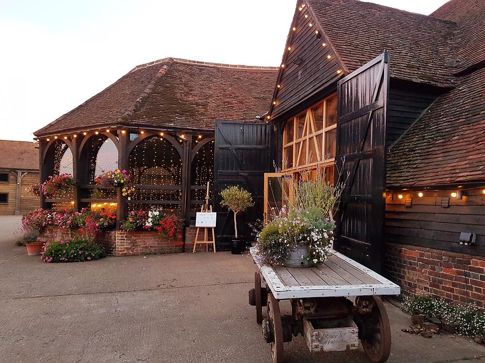 Wedding Lillibrooke Manor Maidenhead