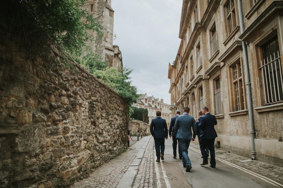 St Edmund's Hall Oxford Wedding