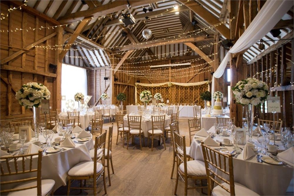 Tewin Bury Farm Hotel wedding venue