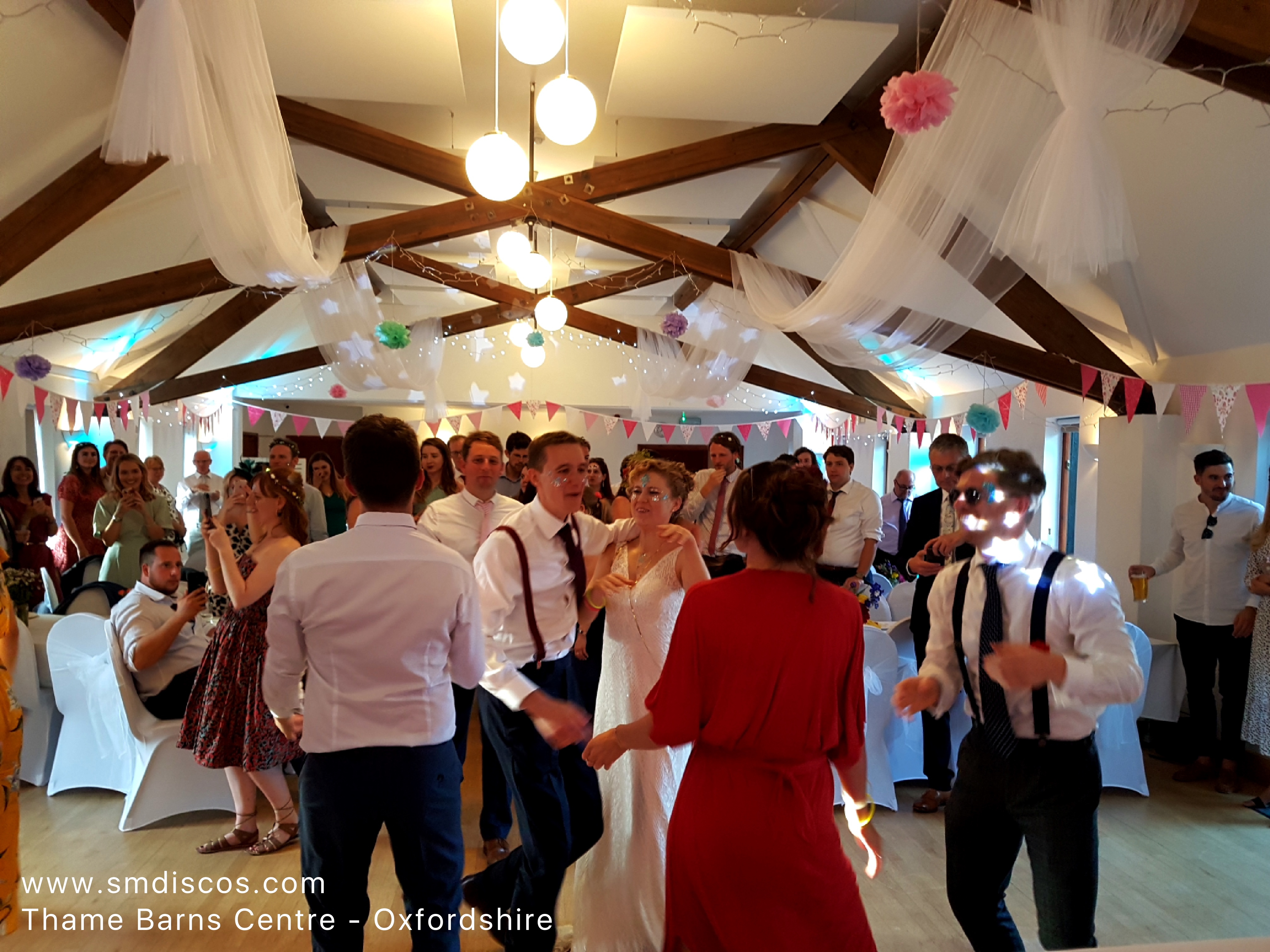 Thame Oxfordshire Wedding