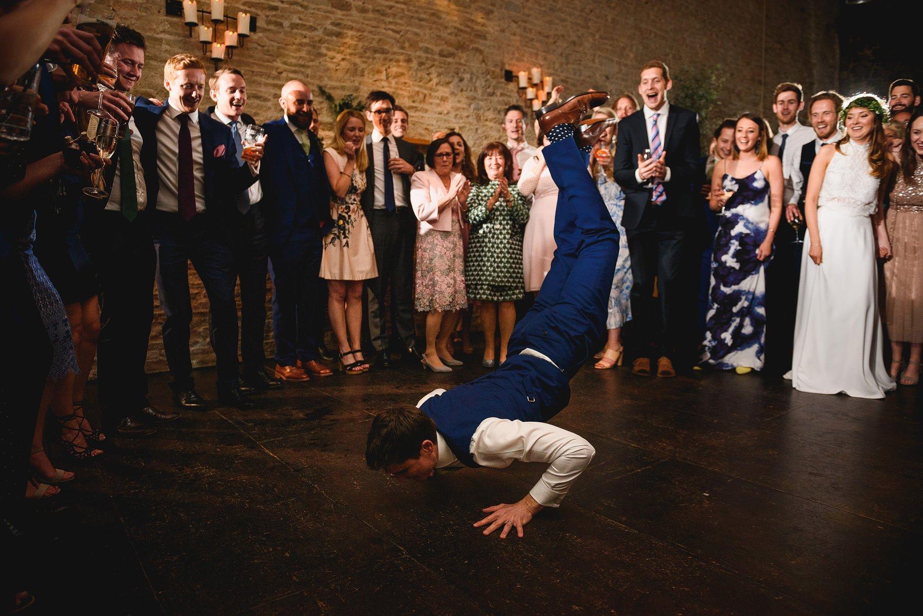 Rustic Stled Wedding DJ