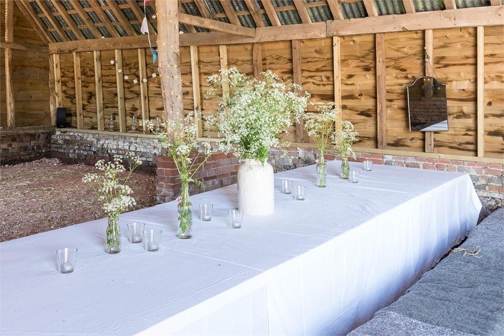 Vanners Farm wedding venue