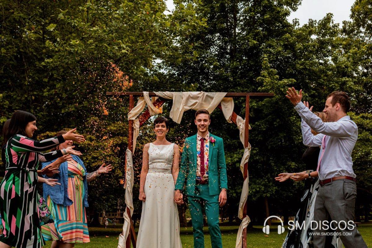 Oxford rustic wedding dj