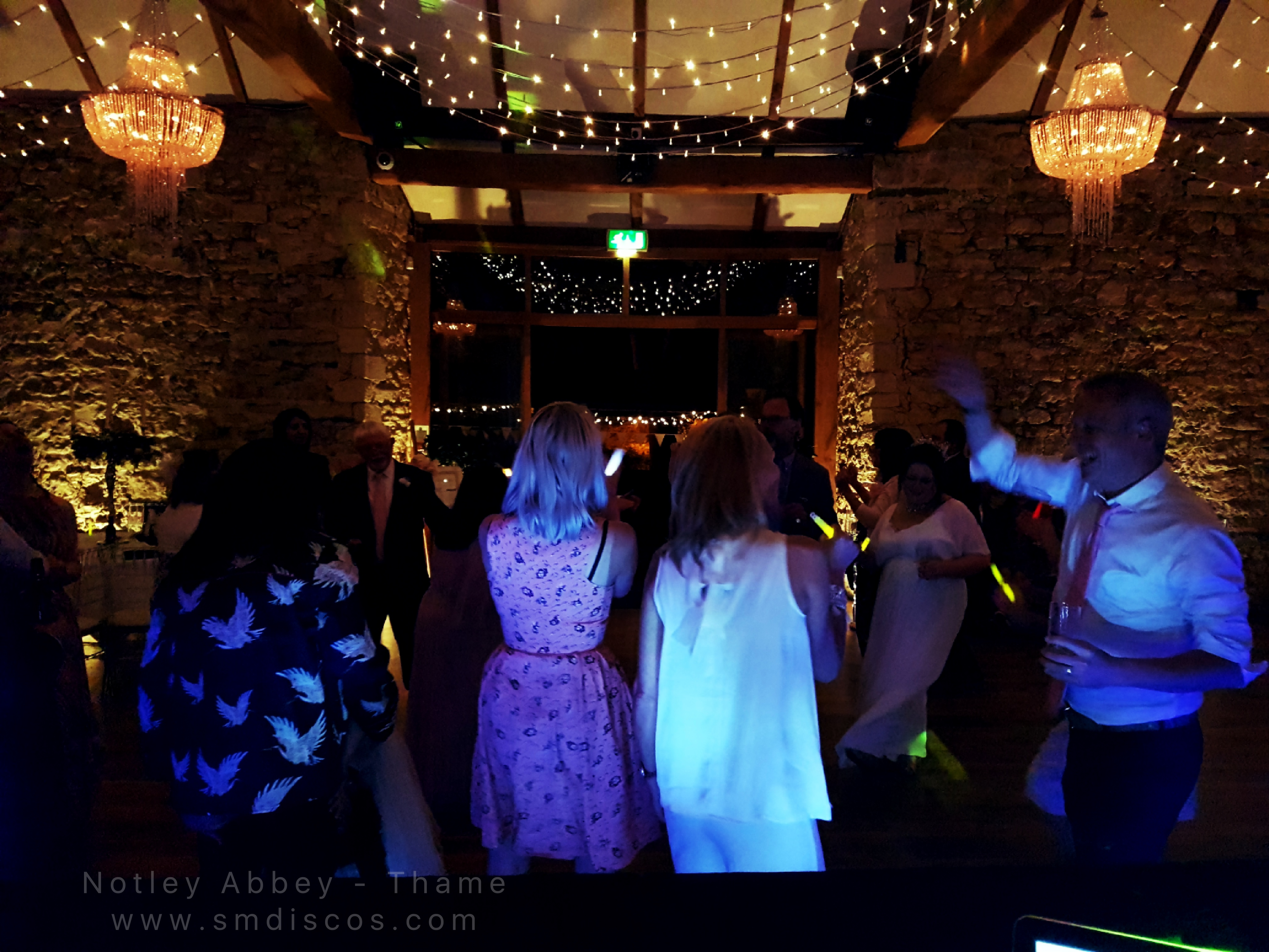 Wedding Notley Abbey