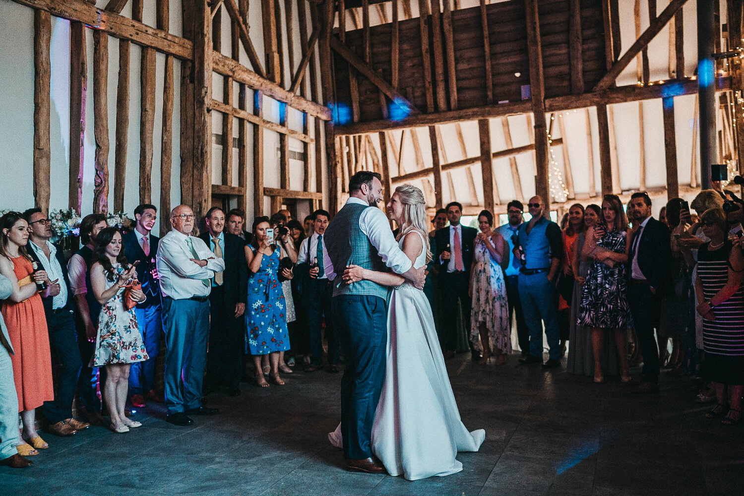 Kent Wedding DJ The Oak Barn