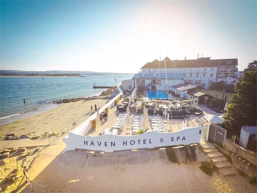 The Haven Hotel Wedding DJ Disco