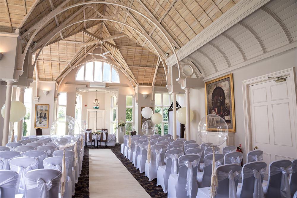 Wedding Day Audleys Wood Hotel