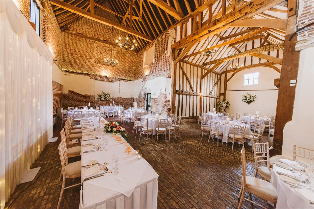 Leez Priory Weddings