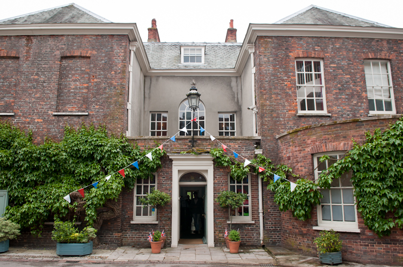 Pelham House wedding venue