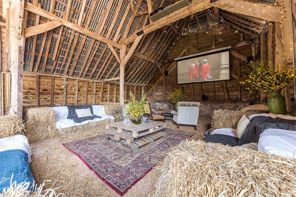 Vanners Farm wedding dj
