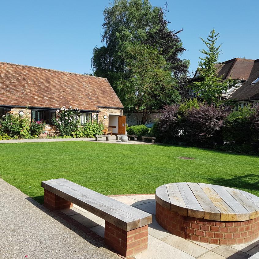 Thame Barns Centre Oxford