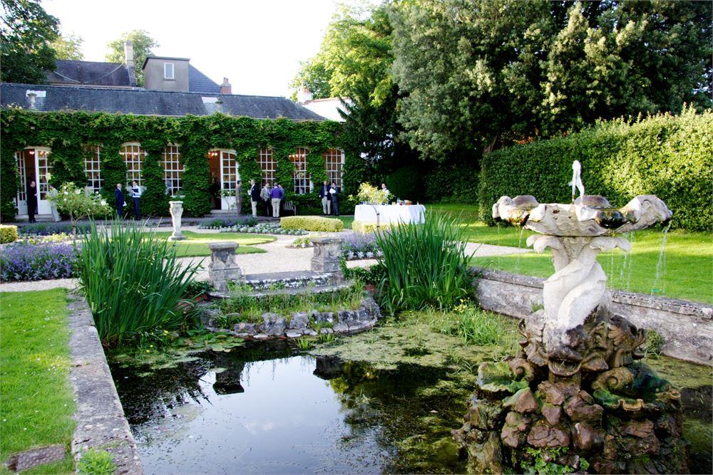 The Orangery at Goldney House Bristol we