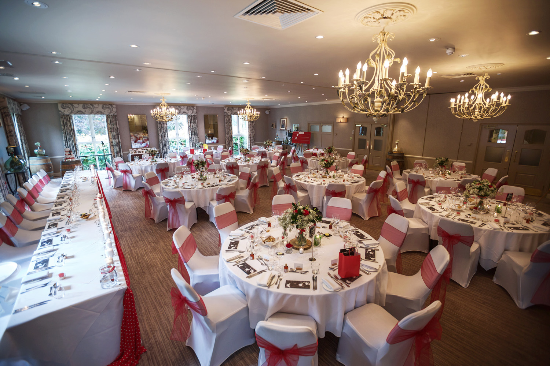 wedding venue The Vineyard Berkshire