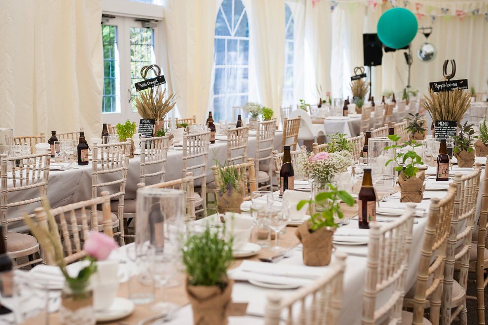Hinwick House Wedding