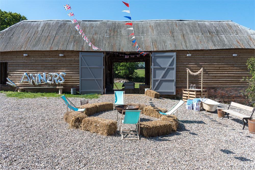 wedding venue Vanners Farm