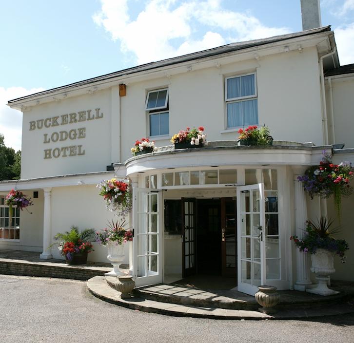 Buckerell Lodge Hotel DJ