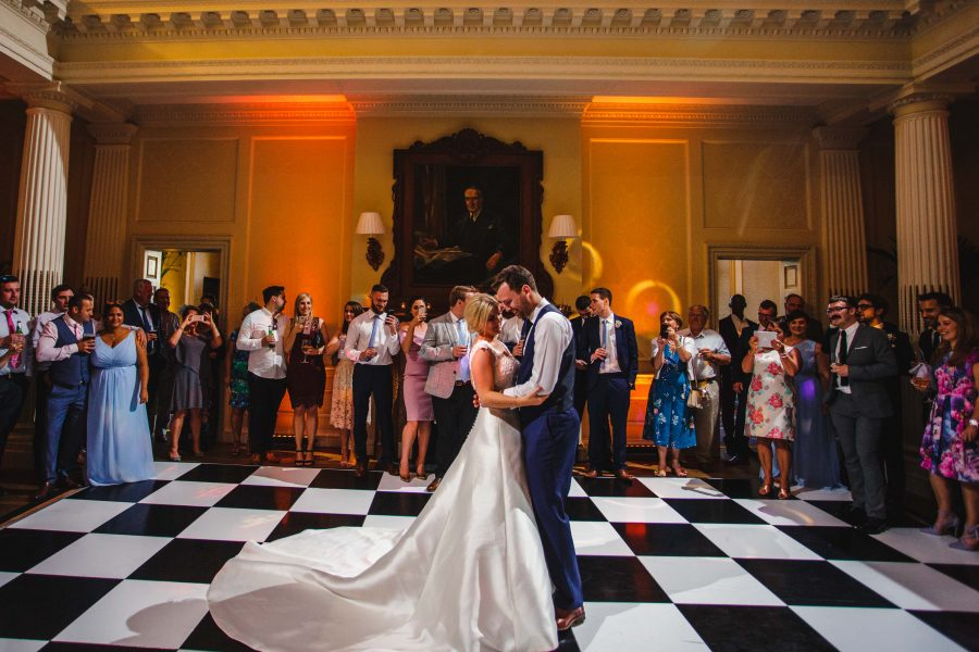 Djs for Hedsor House Wedding
