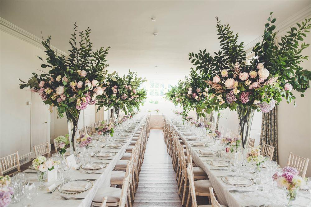 Boconnoc Wedding The Garden Room
