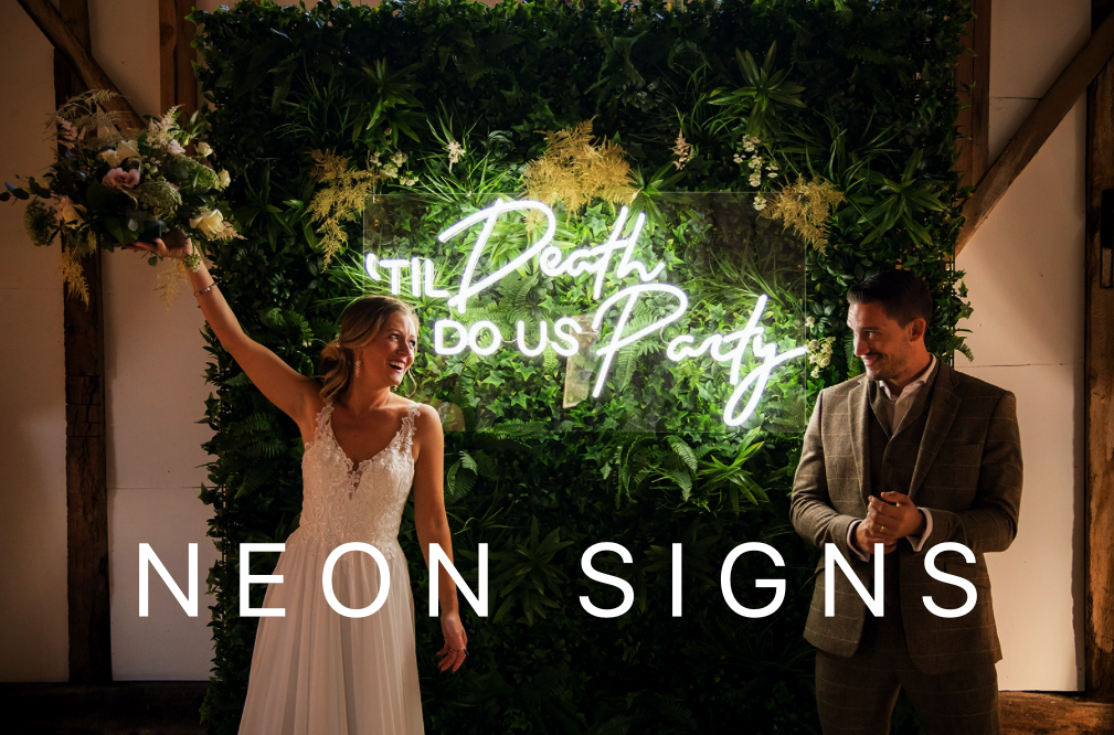 NEON SIGN HIRE