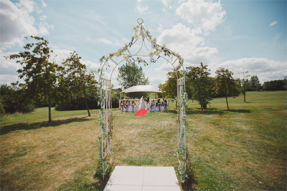 Mercure Milton Keynes wedding disco
