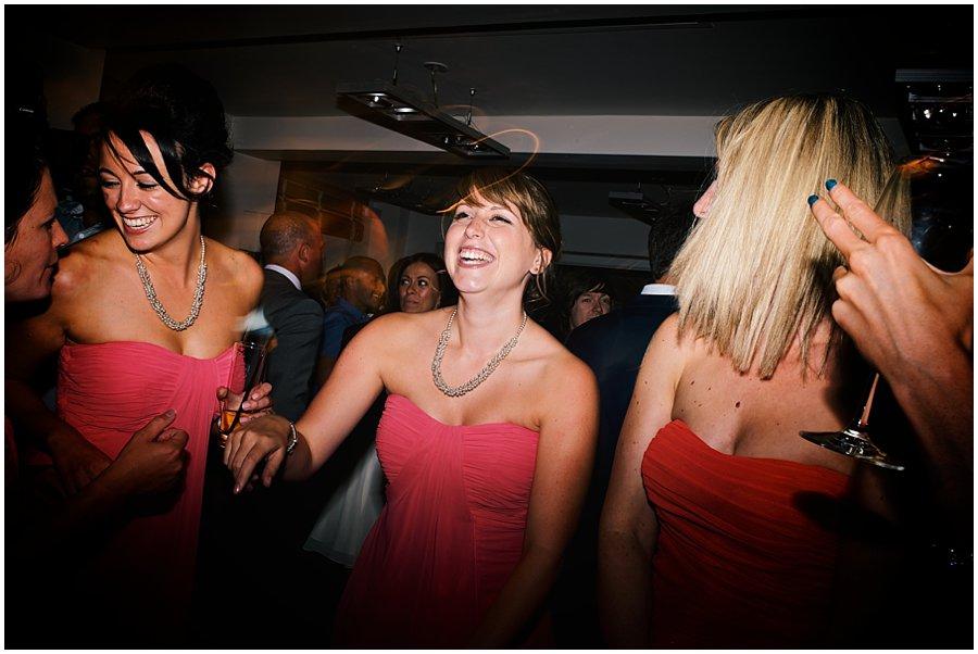 Wedding Disco at The Roslin Beach Hotel.